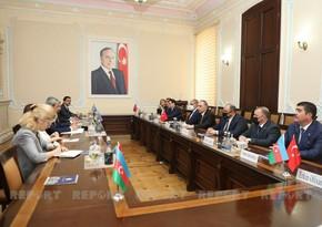 Azerbaijan, Turkey sign another MoU