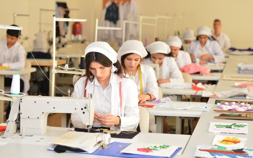 В Азербайджане создано 10 центров профобразования