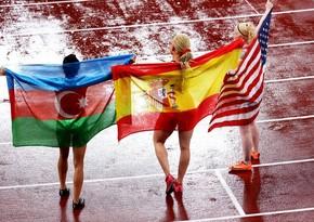 Tokio-2020: Azərbaycan paralimpiyaçıları günü 2 medalla başa vurub