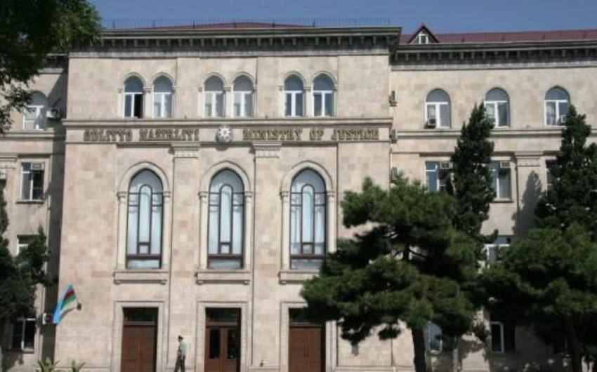 Ədliyyə naziri yanında İctimai Komitənin tərkibi yenidən formalaşdırılıb