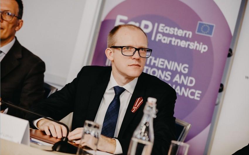 Latvian Foreign Secretary: Eastern Partnership Region  is very important for EU