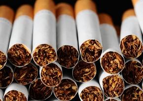 Azərbaycan tütün idxalına çəkdiyi xərci 16 %-dən çox artırıb
