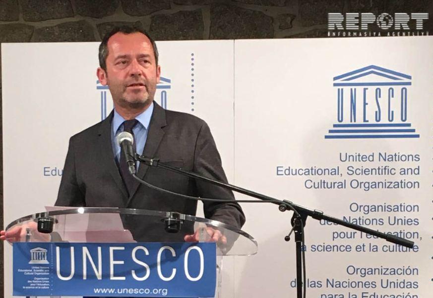 UNESCO official: Azerbaijan a country loyal to values of tolerance