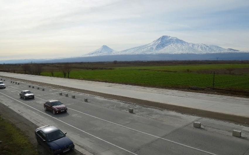 KİV: İran-Ermənistan avtomobil yolunun tikinitisini başa çatdırmaq mümkün olmayacaq