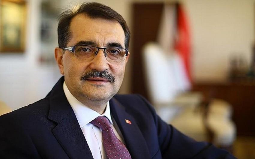 Türkiyənin energetika naziri Azərbaycana səfər edəcək