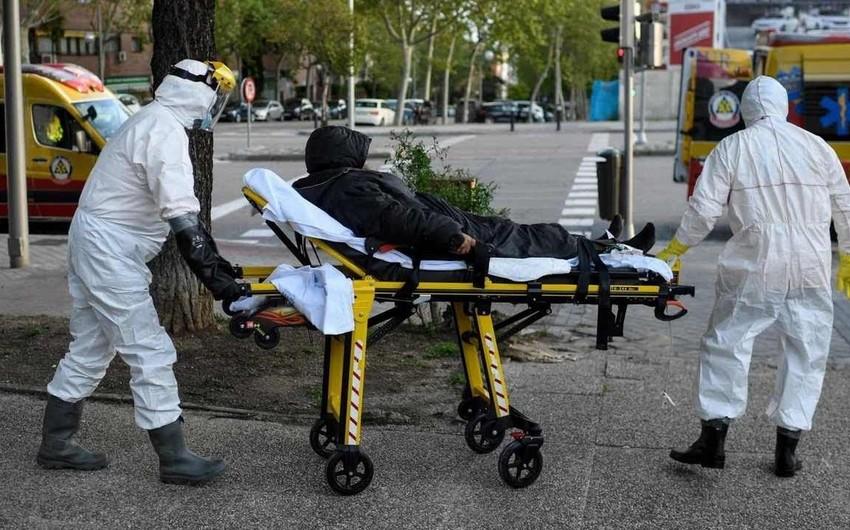 Xaricdə 92 Gürcüstan vətəndaşı koronavirusa yoluxub, 9-u ölüb