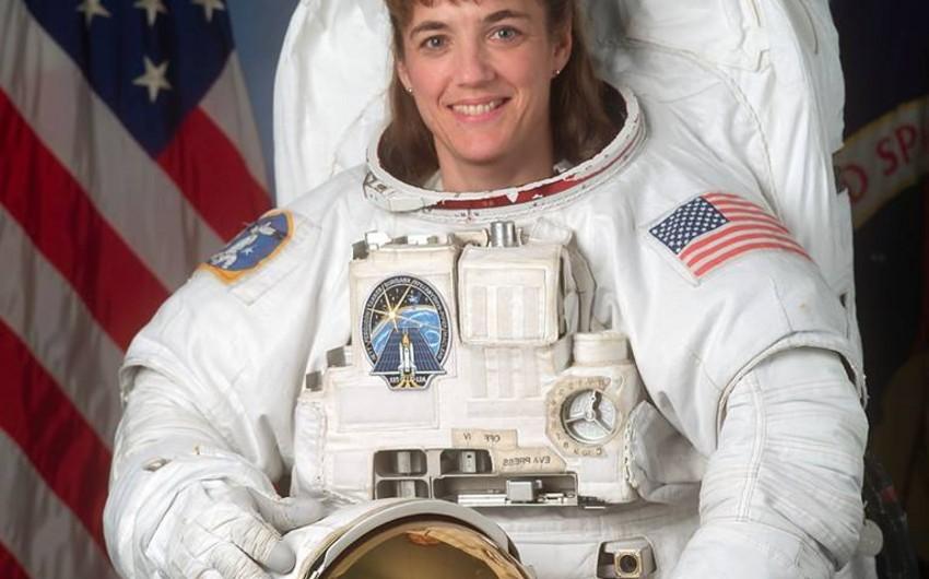 NASA astronavtı Azərbaycana gələcək