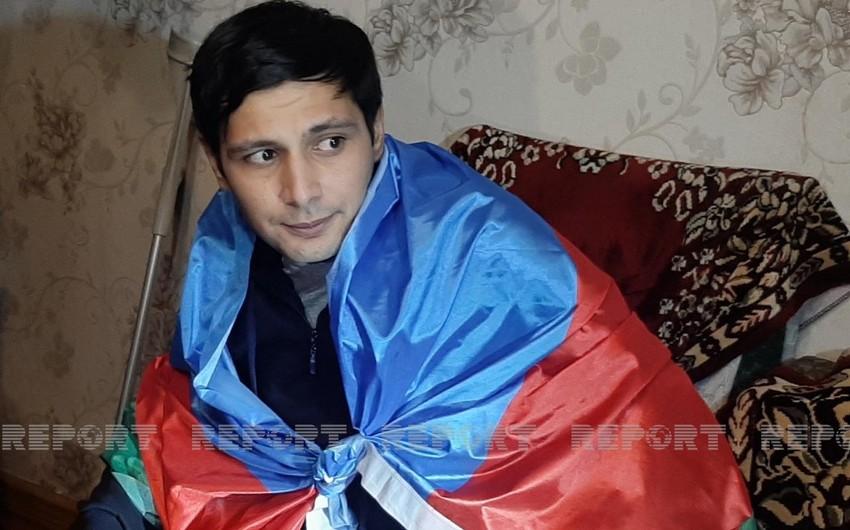 Солдат Байрам Керимов: Не хочу вспоминать период в плену