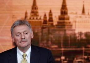 """Peskov: """"Kremlin veb-saytına kiberhücumlar artıb"""""""