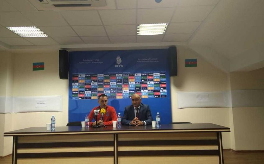 Milan Obradoviç: Planlaşdırdığımız kimi oynadıq