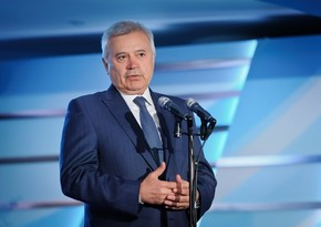"""Vahid Ələkbərov """"Dostluq"""" ordeni ilə təltif edildi"""
