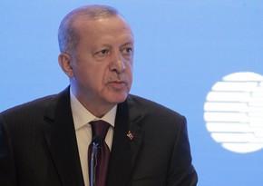 Türkiyə Prezidenti: Qaçqınlara yardımla bağlı beynəlxalq dəstək görmədik