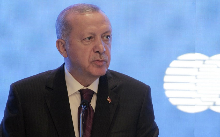 Turkey - only NATO ally with martyrs in face-to-face fight against ISIS, Erdogan says