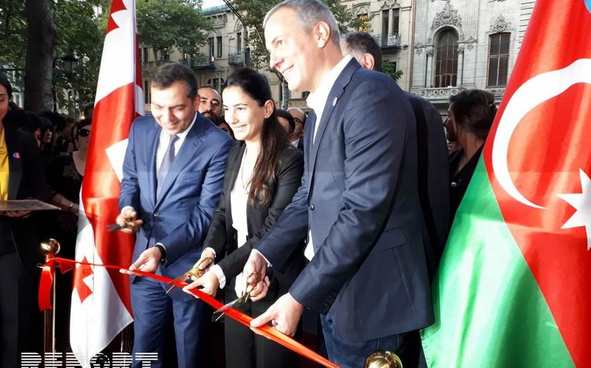 Azərbaycanın Gürcüstanda turizm nümayəndəliyi açılıb - FOTO