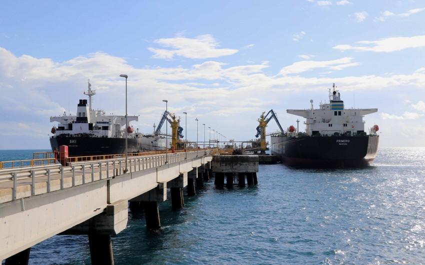 Bu il Ceyhan limanından 257 tanker Azərbaycan nefti yola salınıb