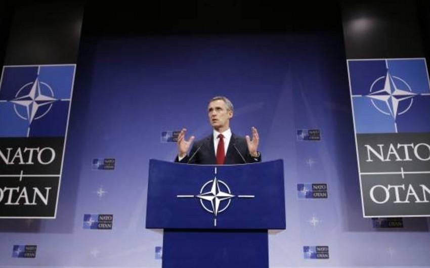 NATO Rusiyanı Suriyada bombardımanı dayandırmağa çağırıb