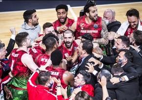 Стали известны финалисты баскетбольной Лиги чемпионов