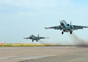Azerbaijan MoD: Our Su-25 plane was not shot down