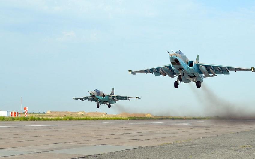 Azərbaycan MN: Su-25 təyyarəmiz vurulmayıb
