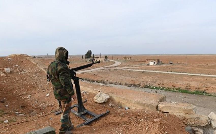 Suriya ordusu İdlibdə bir neçə terrorçunu zərərsizləşdirib