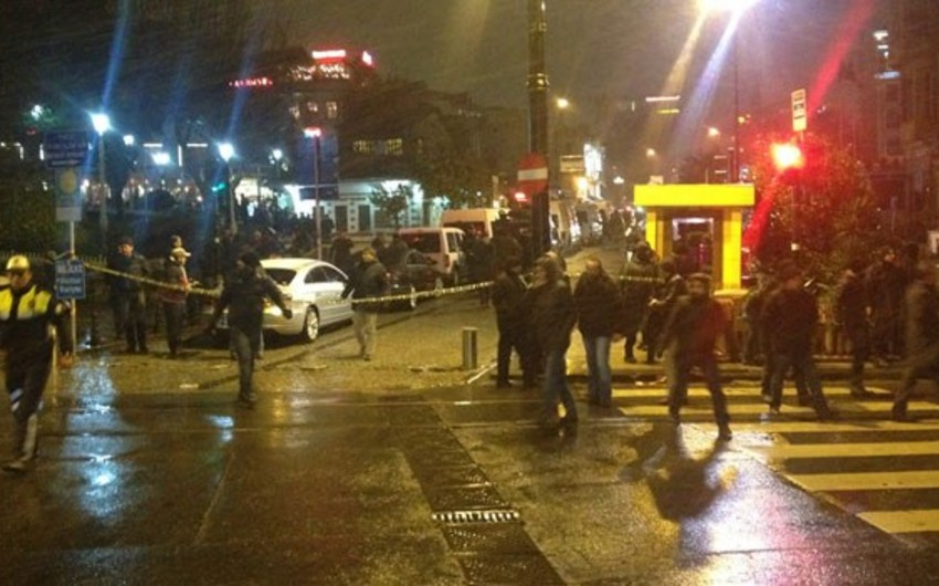 İstanbulda polis şöbəsinə hücum olub, 2 ölü, 1 yaralı - YENİLƏNİB 1