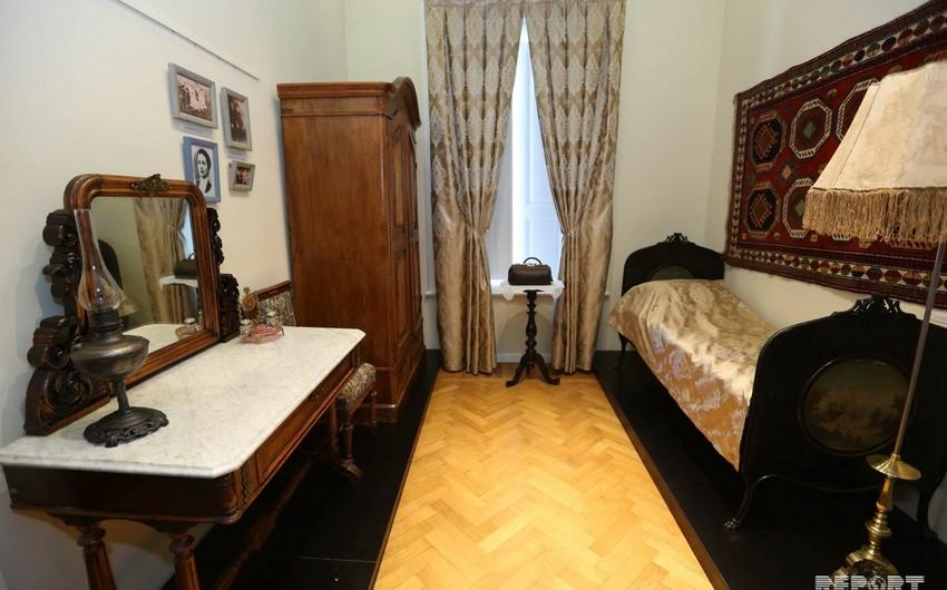 Дом-музей Джалила Мамедкулизаде открылся после ремонта - ФОТО