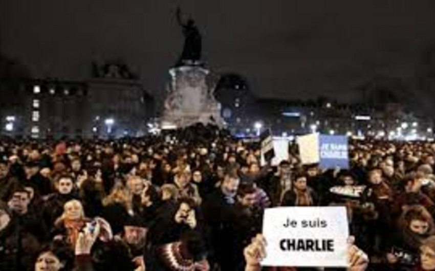 Devid Kameron Parisdə keçiriləcək Charlie Hebdo dəyərlərinə dəstək aksiyasında iştirak edəcək