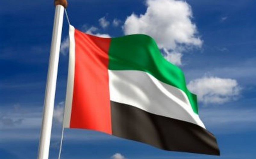UAE Embassy to Azerbaijan expressed condolences due to fire in Baku