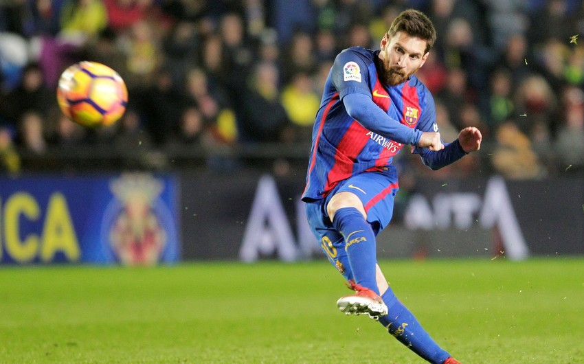 Lionel Messi Barselonada Ronald Kumana məxsus rekordu təkrarlayıb