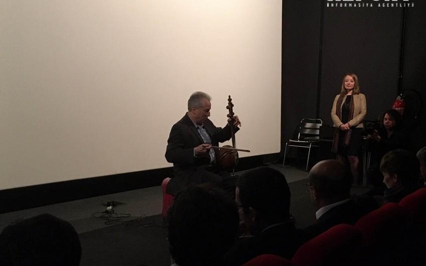 Amerikalı muğam musiqiçisi Cefri Verbok Londonda Azərbaycan musiqisini ifa edəcək