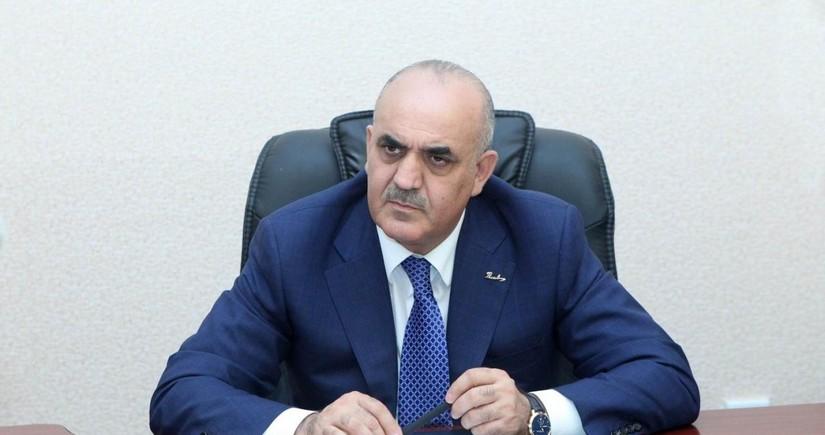 Ex-minister Salim Muslimov arrested