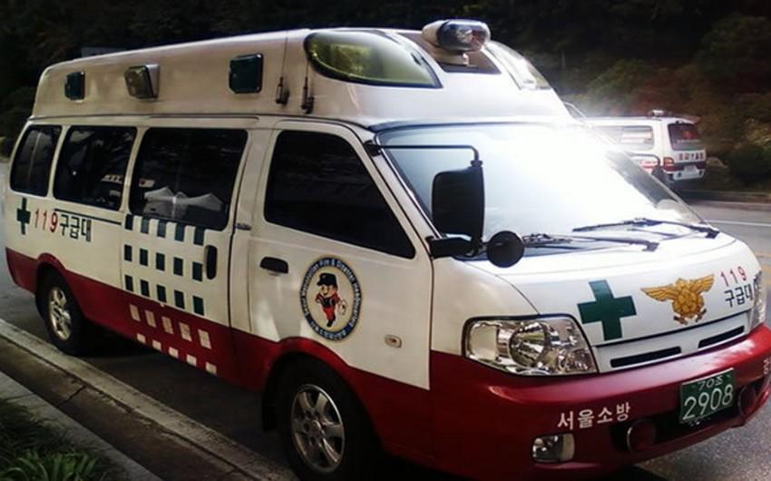 В Южной Корее пять человек погибли при ДТП с фургоном