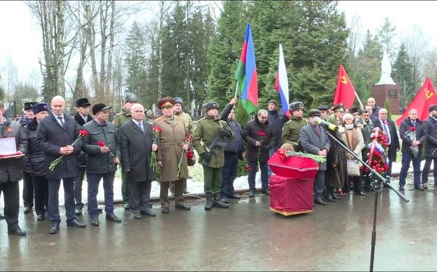В России найдены останки азербайджанцев, погибших во время Второй мировой войны - ФОТО