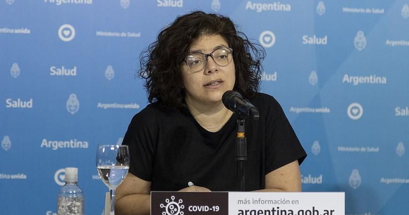 Argentinanın səhiyyə naziri COVID-19-a yoluxdu