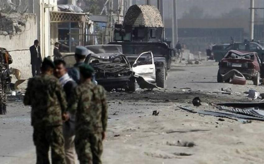 Əfqanıstanın qərbində baş verən partlayış nəticəsində 5 nəfər ölüb, 12 nəfər yaralanıb
