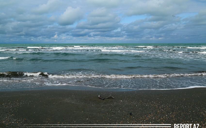 Xəzər dənizində suyun səviyyəsi son 25 ildə ən aşağı səviyyəyə düşüb
