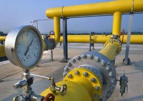 Добыча товарного газа в Азербайджане выросла на 10%