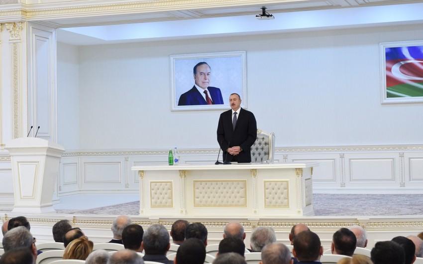 Prezident Sumqayıt Şəhər İcra Hakimiyyətinə 5 milyon manat ayırıb