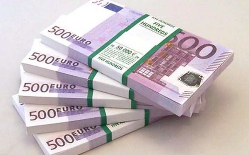 Euro rate to US-dollar decreased