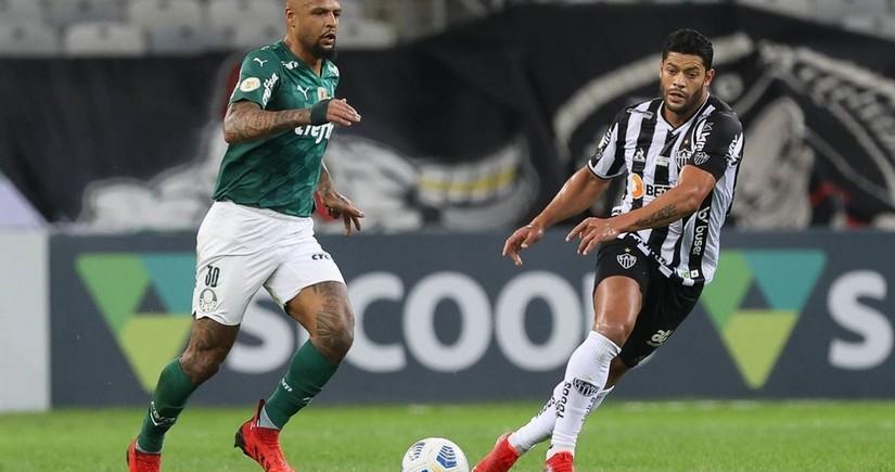 Кубок Либертадорес: Палмейрас сыграл вничью с Атлетико Минейро