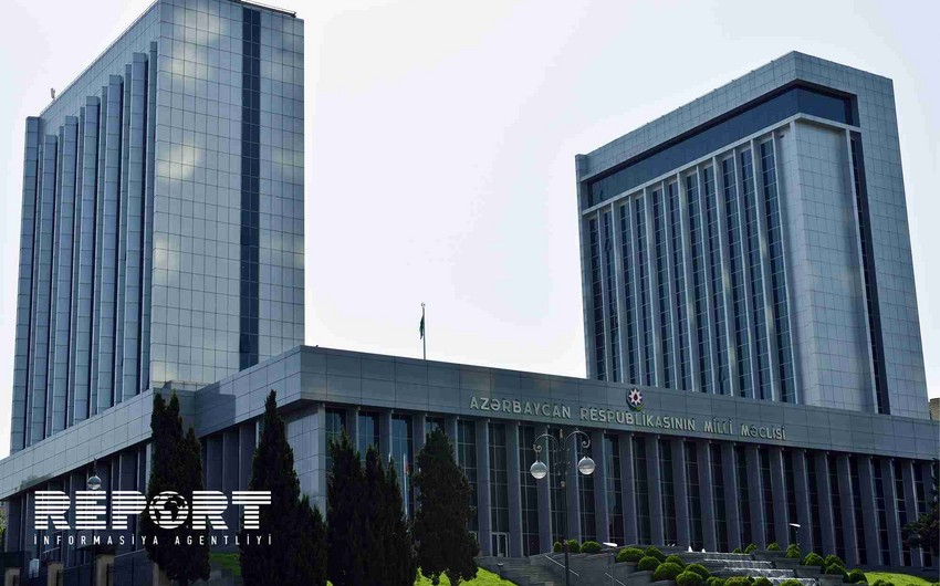 Azərbaycan parlamentinin sabahkı plenar iclasının gündəliyi açıqlanıb