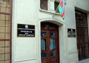 Diaspora Committee addresses Azerbaijanis living in Russia