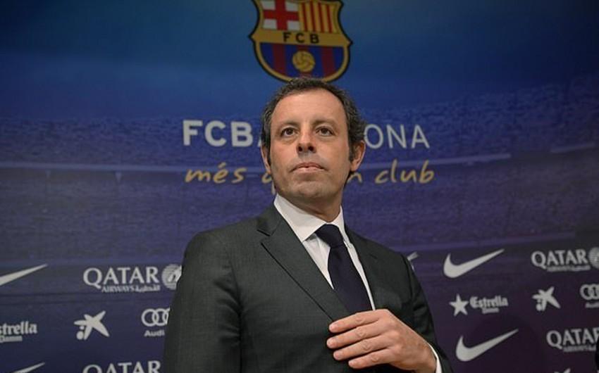 İspaniya prokurorluğu Barselonanın sabiq prezidenti üçün 11 il həbs cəzası istəyib