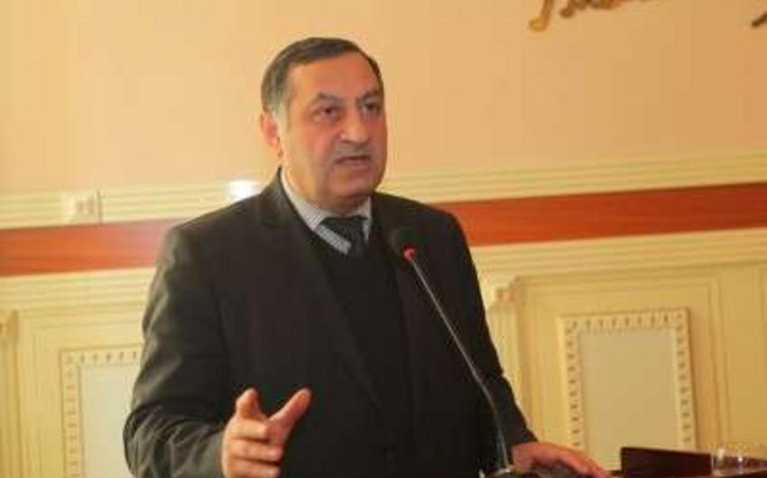 """BDU-nun sözçüsü: """"Şamil Vəliyev kafedra müdirliyində qalır"""""""