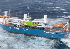 Malayziyada göyərtəsində Rusiya vətəndaşları olan tanker saxlanılıb