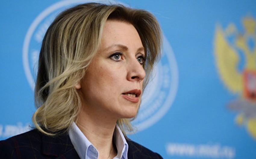 Rusiya XİN: Moskva Dağlıq Qarabağ münaqişəsinin tərəfləri ilə əlaqələri davam etdirir
