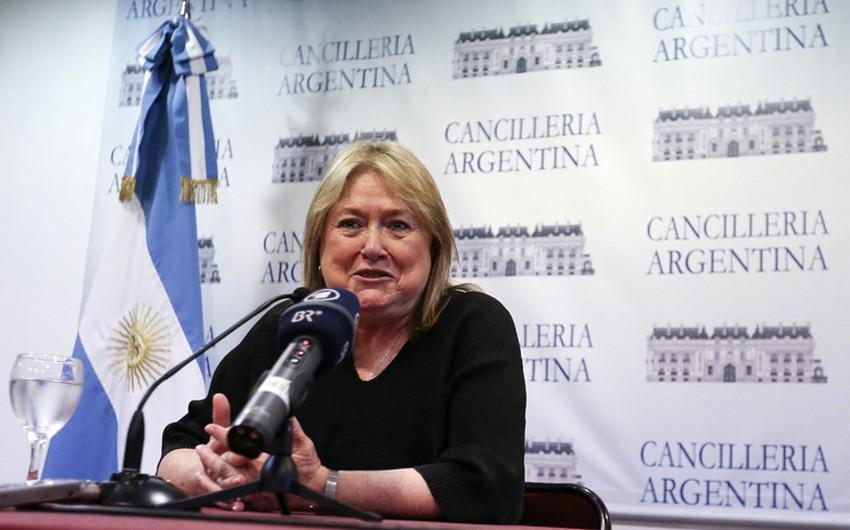 Argentina prezidenti xarici işlər naziri Susana Malkorrunun BMT-ın baş katibi postuna namizədliyini irəli sürüb