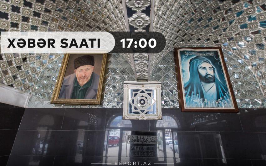 """""""Xəbər Saatı"""": İnanc yerləri turizm məkanına çevrilə bilərmi?"""