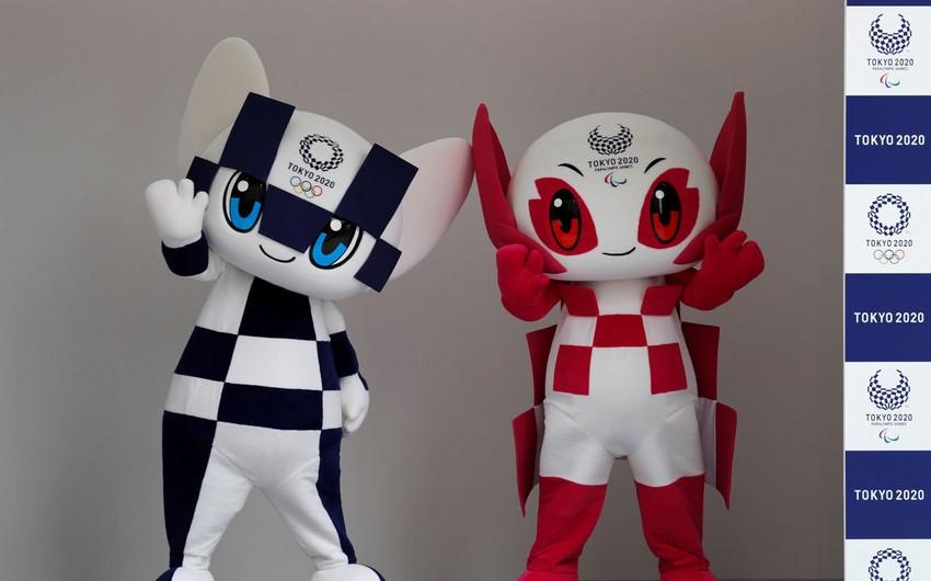 Tokio-2020 Oyunlarının talismanlarına adlar verilib - FOTO