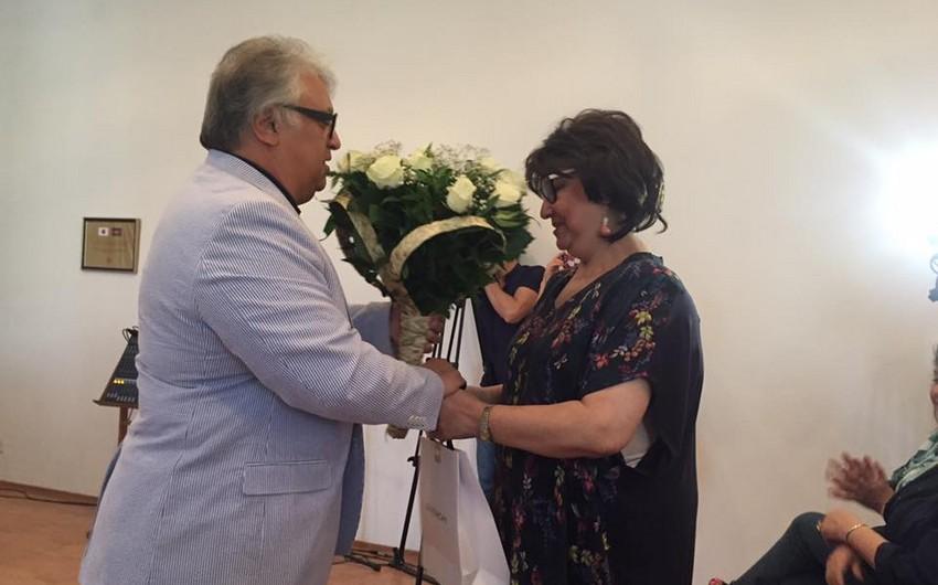 Bakı Musiqi Akademiyasında Xuraman Qasımovanın yubileyi qeyd olunub